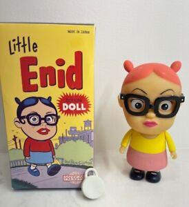 Presspop Daniel Clowes Ghost World Little Enid Doll Pink Hair