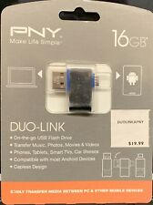 PNY 16GB Duo-Link