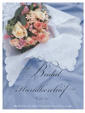 Beverly Clark's Bridal Handkerchief with Weddings Miniature Book Gift Set