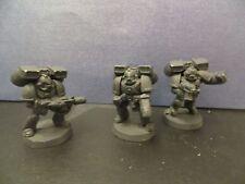 Warhammer 40k - Space Marine Assault Marines x3