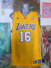 LOS ANGELES LAKERS Jamaal Wilkes Throwback Promo Jersey Large