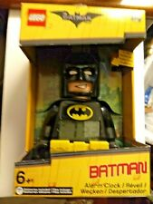 Lego Batman Alarm Clock DC 9009327 The Movie 2017 New !