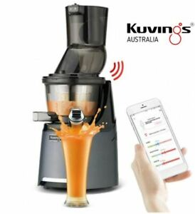 Kuvings Motiv1 Smart Juicer with built in body type analysis, Best of the Range