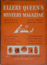 ELLERY QUEEN MYSTERY MAGAZINE 1956 DECEMBER