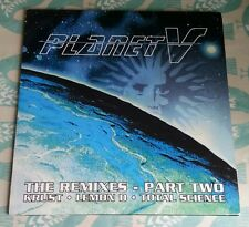 Planet V - The Remixes Part 2 (Krust, Lemon D, Total Science)