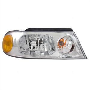 Headlight Assembly fits 98-02 Lincoln Navigator 02 Blackwood Passenger Side Lamp
