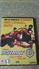 DISTRICT 13 (DVD) New