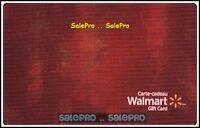 WALMART CANADA CHRISTMAS LIGHT BULBS 3D LENTICULAR #VL8989 COLLECTIBLE GIFT CARD