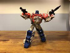 Transformers Titans Return Powermaster Optimus Prime Used 100% Complete