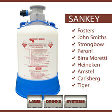 More details for sankey (s type) beer line cleaning bottle. next working day delivery (uk)