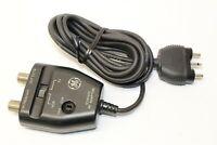 GE 1CVA147C RF Adapter TV VCR Modulator Video Converter