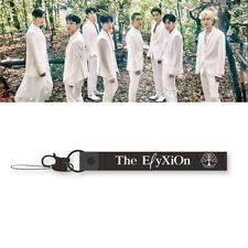 KPOP EXO PLANET#4 TheEℓyXiOn Lanyard Keychain SEHUN SUHO Neck Holder Phone Strap
