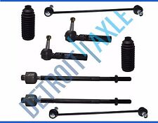 Relay Montana Terraza Uplander Inner Outer Tie Rod Set & Front Sway Bar Ends