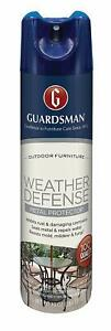 Guardsman Weather Defense Outdoor Metal Protector 10oz Aerosol - Free Shipping