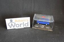"""Herpa Mercedes-Benz Viano 1:87 blue """"IAA 2003"""" (JS)"""