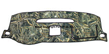 NEW Realtree Max-5 Camouflage Dash Mat Cover / FOR 07-14 CHEVY SUBURBAN YUKON