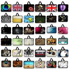 """Many Design Universal Soft Carry Bag Sleeve Case For 16"""" 17"""" 17.3"""" 17.4"""" Laptop"""
