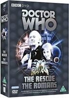 Doctor Who: The Rescue and The Romans [DVD][Region 2]