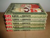 Love or Money vol 1-5 Manhwa Manga Graphic Novel Comic Book Complete Lot English