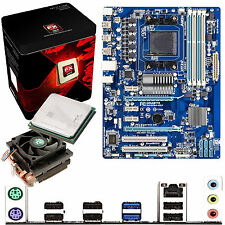AMD x8 Core fx-8320 3.5ghz & Gigabyte 970a-ds3 - Mainboard & CPU Bundle