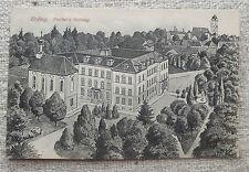 AK Erding Fischer's Fondazione lito del 1920