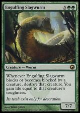 WURM DELLE SCORIE TRAVOLGENTE - ENGULFING SLAGWURM Magic SOM Mint