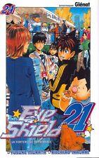 EYE SHIELD 21 tome 24 Inagaki Murata manga shonen