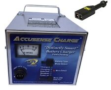 DPI GEN IV 48 volt 17 Amp Golf Cart Charger with EZGo D36 Powerwise Connector