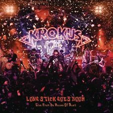 Krokus - Long Stick Goes Boom (Live from the House of Rust) [New CD] Holland - I