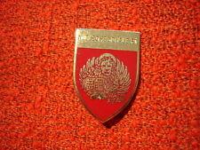 Distintivo - Scudetto III° Nucleo Regionale P.T. Guardia di Finanza - Bomisa