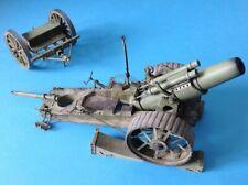Resicast 1/35 British BL 8-inch Howitzer Heavy Gun Mk.II and Limber WWI 351241