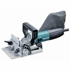 Makita BISCUIT PLATE JOINER 701W,Adjustable Angle Fence & Depth Knob Japan Brand