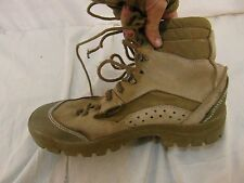Bates E03612 HOT WEATHER Mountain Combat Hiker Boot MCB Olive Right Boot Only