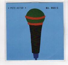 (GM818) Pete Astor, Mr Music - DJ CD