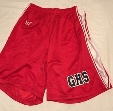 Warrior Grapevine High School Shorts. New Medium