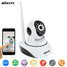 KKmoon HD 1080P 2MP Wireless WiFi IP Camera Pan/Tilt Night Vision Surveillance