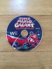 Super Mario: galaxia para Nintendo Wii * disco solamente *