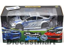 Muscle Machines 1:18 02 Acura Rsx Druckguss Auto 71198 Modell Set Tool Enthält