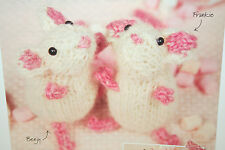 Mouse/Mice Toy Knitting Pattern