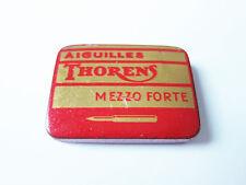 Grammophon NADELDOSE THORENS gramophone needle tin