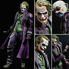 PLAY ARTS KAI No.04 The Joker The Dark Knight Rises Batman PVC Figure Figurine