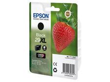 CARTOUCHE EPSON 29XL NOIRE / fraise t2991 29 xl t29 noir pas cyan magenta jaune