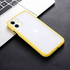 Shockproof Heavy Duty Matte Frosted Case For iPhone 11 Pro Max Strong Protection