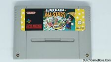Super Mario All Stars - Super Nintendo - Snes