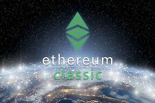 ≈≈ 0.35767937 ETC mining contract - Guaranteed crypto !!