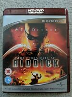 The Chronicles Of Riddick  HD DVD (2007) Vin disel