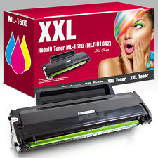 1 XXL Toner für Samsung MLT-D1042S ML1660 ML1860 ML1865 ML1865W SCX3200 SCX3205W