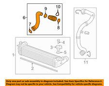 Chevrolet GM OEM Cruze Turbo Turbocharger Intercooler-Air Inlet Tube 13374646
