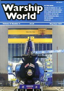 Warship World Volume 17 Number 4 May/June 2021