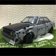 TAMIYA TT -01 TOYOTA COROLLA RUST PAINT drift drill large 1/10 SCALE GENUINE